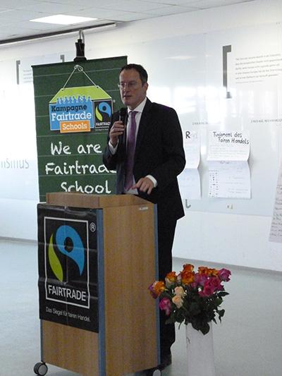 Oberbürgermeister Michael Ebling