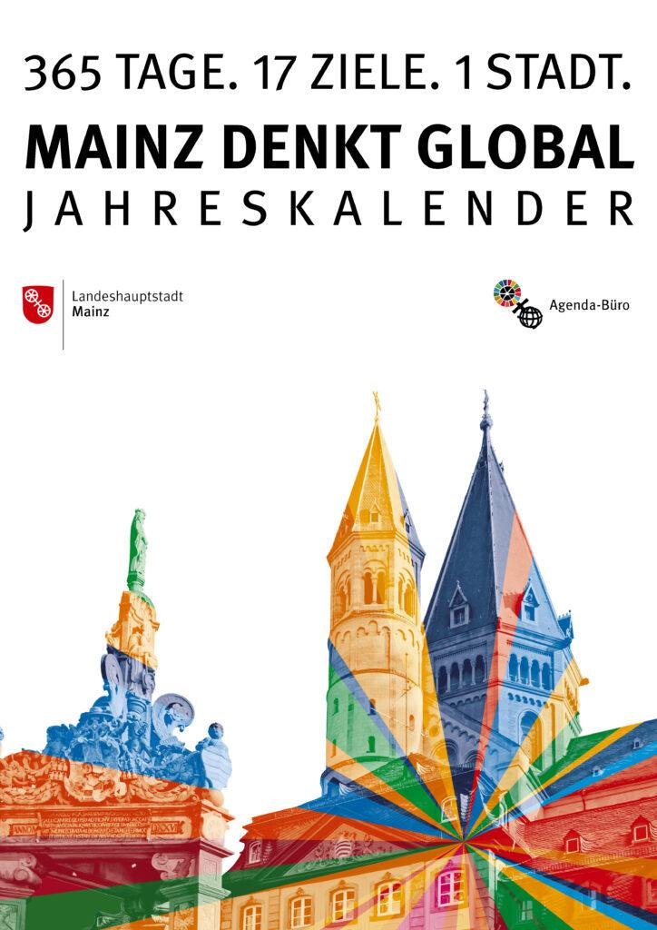 Kalender Mainz denkt global